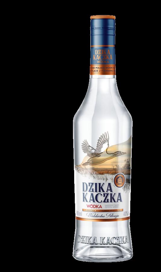 DZIKA KACZKA - WÓDKA