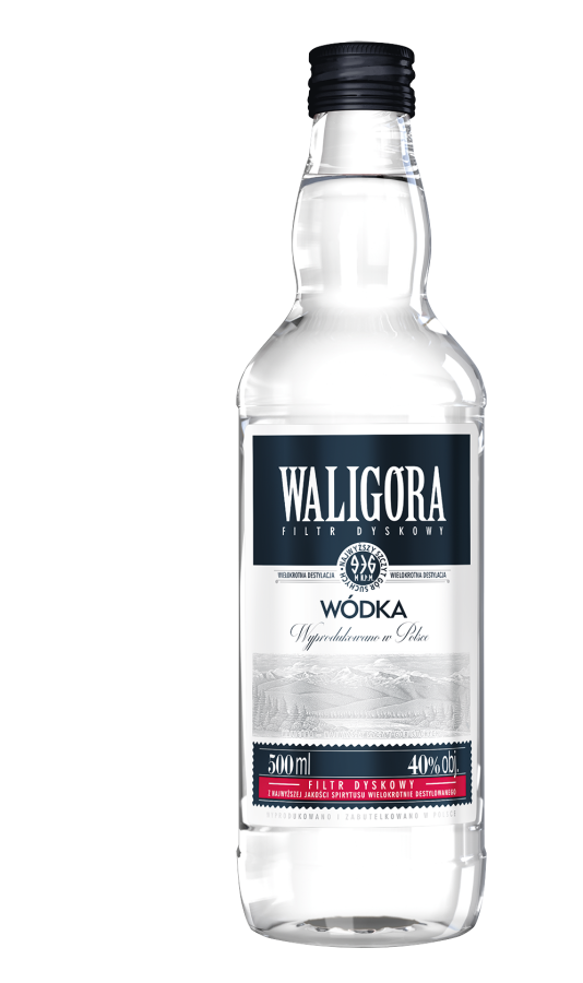 WALIGÓRA - WÓDKA